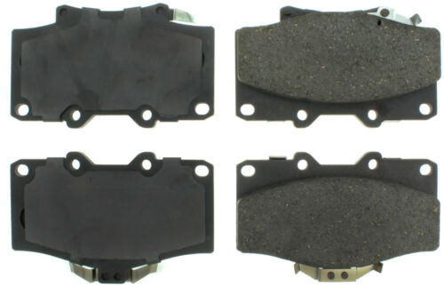 Disc Brake Pad-C-Tek Standard Metallic Brake Pads Centric 102.06110