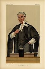 LORD JUSTICE OF APPEAL JUDGE WIG LAWYER THEOLOGIAN ARBITRATOR QUAKER VANITY FAIR