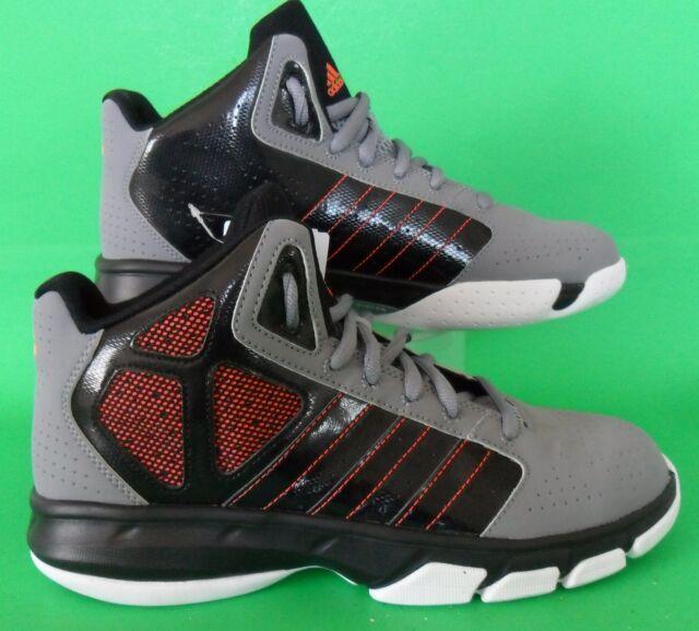 half off 0edfb 9b6f4 NIB~Adidas CROSS EM Light Basketball quick crazy Shoes ghost adizero~Mens sz  8.5