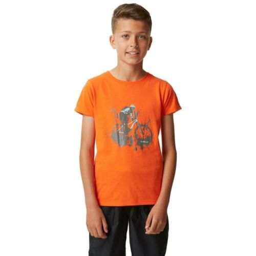 New Peter Storm Boy's Downhill Travel Casual T-Shirt