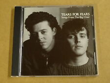 CD / TEARS FOR FEARS – SONGS FROM THE BIG CHAIR
