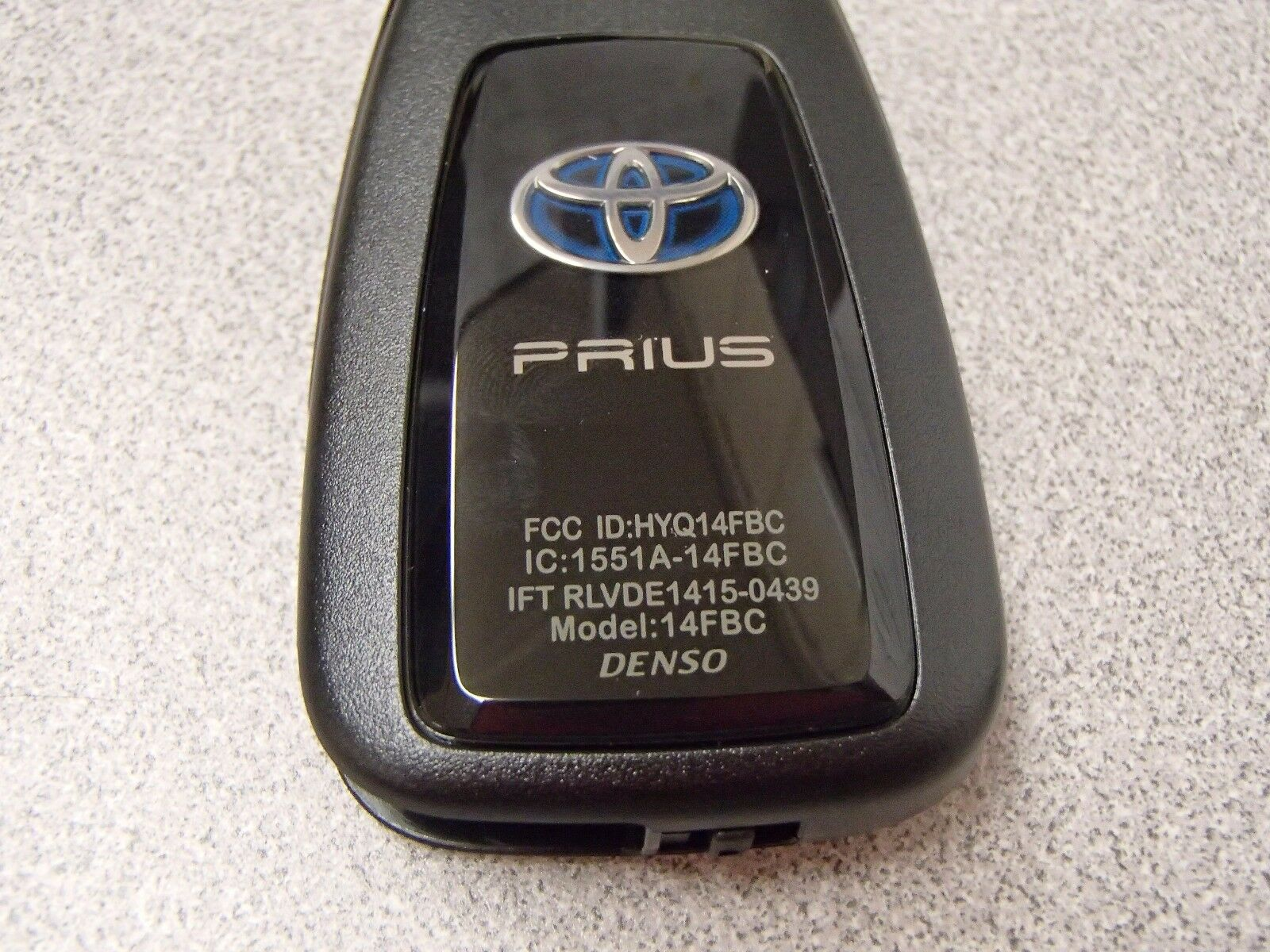 Toyota Oem Hyq14fbc 2016 Prius Keyless Entry Smart Key Remote Fob 20072008 Infiniti G35 Dealer Program Norton Secured Powered By Verisign
