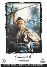 DUEL AT ICHIJOJI TEMPLE Movie POSTER 27x40 Toshir  Mifune Koji Tsuruta Mariko