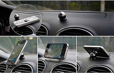 New Magnetic Support Cell Phone Car Dash Holder Stand Mount for iPhone 5s 6 plus