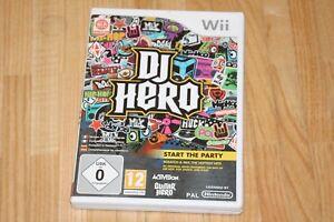 DJ Hero für die Wii - Wels, Österreich - DJ Hero für die Wii - Wels, Österreich