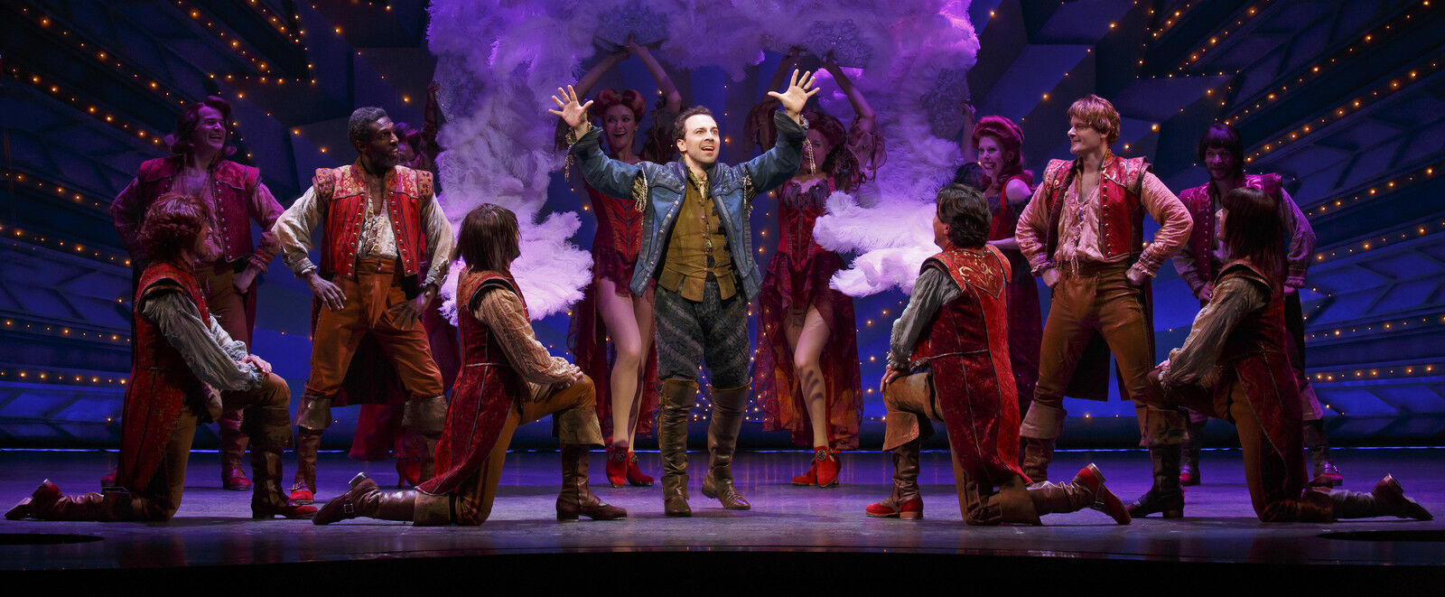 Something Rotten Los Angeles | Los Angeles, CA | Ahmanson Theater | December 9, 2017