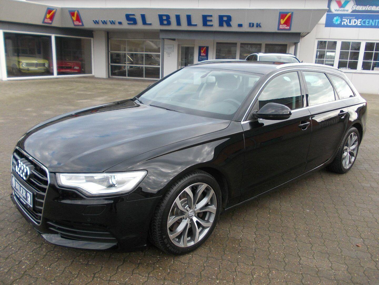 Audi A6 3,0 TDi 245 Avant quattro S-tr. 5d - 215.000 kr.
