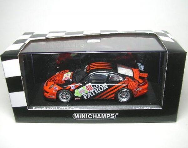 Porsche 911 No. 48 ISMA gt3 Cup Challenge 2009