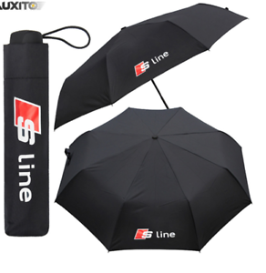 Audi Umbrella S Line Quattro Winter Gift Car Logo Folding Large - Audi umbrella