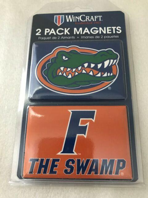 Florida Gators 2 Pack Magnets Ebay