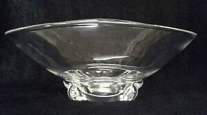 Steuben-Crystal-Art-Glass-Basket-Bowl-8079-by-Donald-Pollard-Vintage