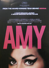 AMY WINEHOUSE DOCUMENTARY POSTER  (A23)
