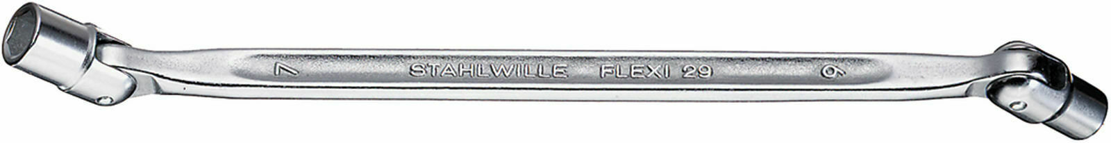 Stahlwille DOUBLE ENDED FLEXI-JOINT SPANNER 43413638