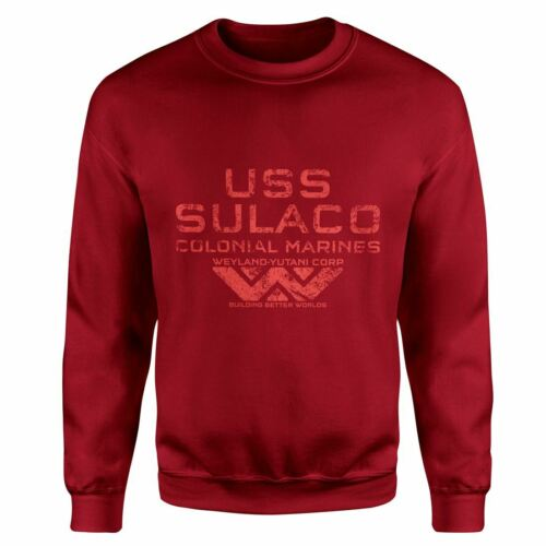 Uss Sulaco Space Hoodie Uscss Nostromo Uscm Colony Bug Space Hope Colonial D139