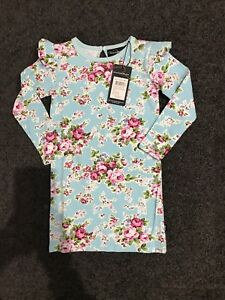 3c1506705bda Rock your Kid Baby Blue Maeve Rebel Dress. Sold Out In Stores. BNWT ...