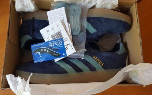 6 2 Bnwt en Tamaño Originals Super eur caja Men Adidas 40 1 A estrenar Gazelle BwqaZCnH