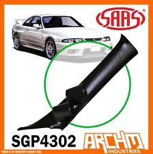 Autometer Dual 52mm Gauge Pillar Pod Mount For Nissan Skyline R33