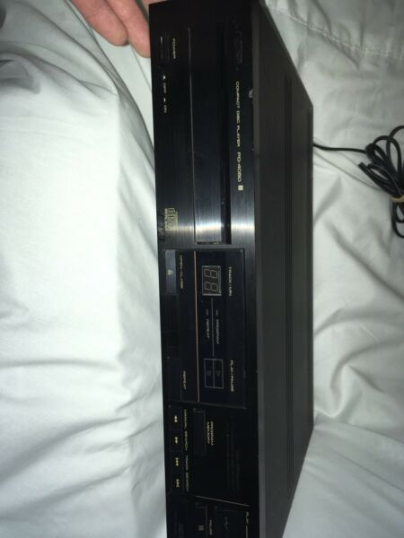 Actief Pioneer Compact Disc Player Pd-4050