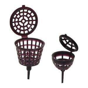 10pcs-Plastic-Fertilizer-Cover-Basket-Box-Dome-Case-Bonsai-Tool-Portable-Tools