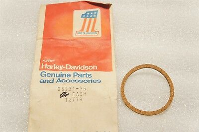 Made In USA Genuine Cork Primary Cover Gaskets 36-64 UL,EL,FL,FLH Free Shipping