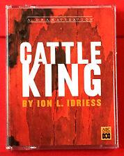 Ion L.Idriess Cattle King 2-Tape Audio Drama Sidney Kidman/Australian History