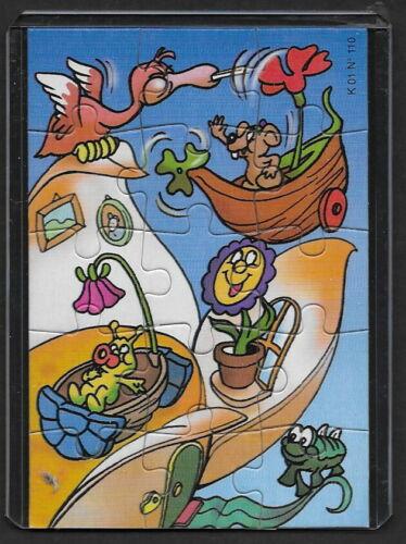 étui de protection BPZ Jouet kinder Puzzle 2D K01 110 France 2000