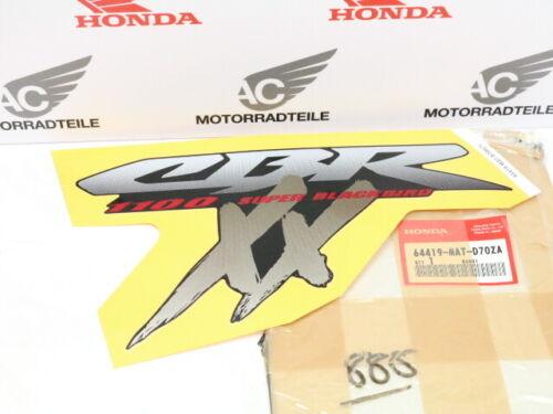 Honda CBR 1100 XX f4 Super Blackbird pegatinas originl nuevo