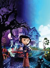 Coraline Edible Party Cake Image Topper Frosting Icing Sheet