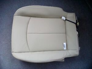 Nissan 873a2 Jk62b Oem Right Front Seat Cushion Leather