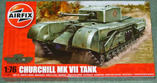 AIRFIX CHURCHILL MK.VII TANK NEW MINT & SEALED 1/76