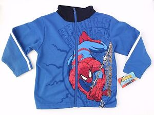 32fe6311c3d Marvel Spider-Man Spider-Sense Boy s Zip-Up Character Sweatshirt Age ...