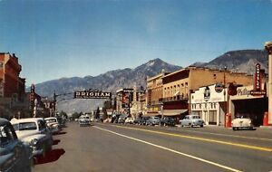 Car Dealerships In Utah >> Brigham City Utah Main Street Chrysler Plymouth Car