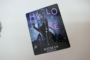 BATMAN RETURNS - Steelbook Magnet Cover (NOT LENTICULAR)