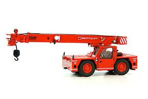 TWH-Shuttlelift-5540F-Carrydeck-Crane-Red-1-50-Diecast-Brand-new-MIB
