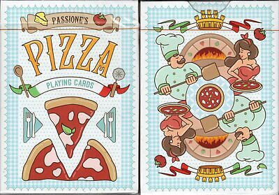 Passione/'s Pizza Playing Cards by LPCC LIMITED