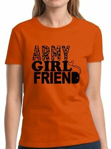 5873972a Image is loading Army-Girlfriend-Shirt-Proud-Army-Girlfriend-Tshirt -Valentine-