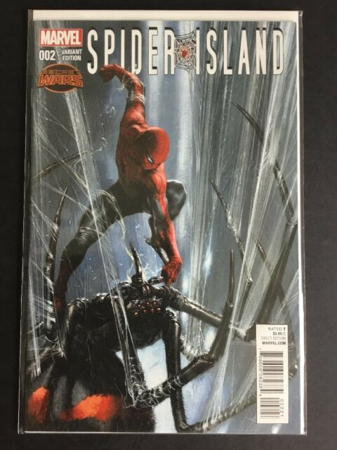 The Clone Conspiracy 2016 #1 VF//NM Gabriele Dell/'Otto 2nd Printing Variant