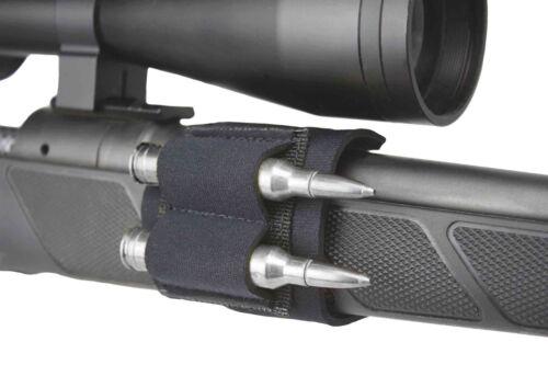 .308 Munitions Balle Support Manche 223 Beartooth Sidecart en Néoprène Noir fusil