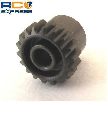 Hot Racing HAG824 24t 48p Hard Anodized Aluminum Pinion Gear 1//8 Inch Bore