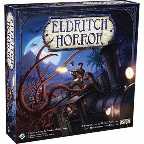 Eldritch Horror Juego por Fantasy Flight Games