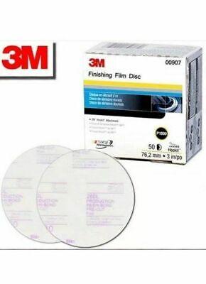3M 02087 Trizact™ Foam Disc P3000 grit 3inch 2087 15pcs Box price.