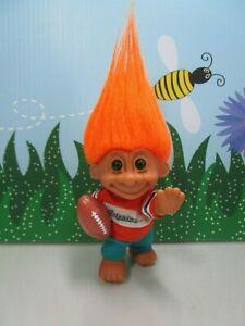 "OAKLAND ATHLETICS GOOD LUCK SPORTS TROLL LAST ONES 5/"" Russ Troll Doll NEW"