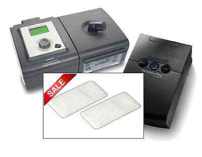 Respironics M Series Ultra Fine Filters Lot 12 Pack CPAP BIPAP AUTO OEM Original