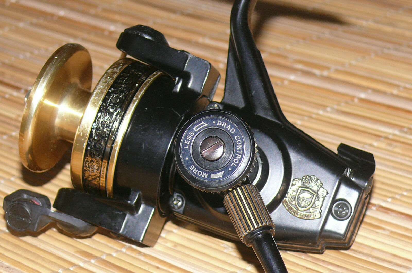 RYOBI DYNAFIGHT 3000 Fishing reel Made in Japan GREAT
