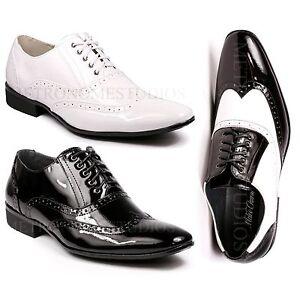 Metrocharm-MC110-Men-039-s-Wingtip-Lace-Up-Tuxedo-Oxford-Dress-Shoes