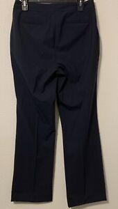 NWT Brooks Brothers Red Fleece Wool Blend Straight Leg Slacks Dress Pants SZ 6