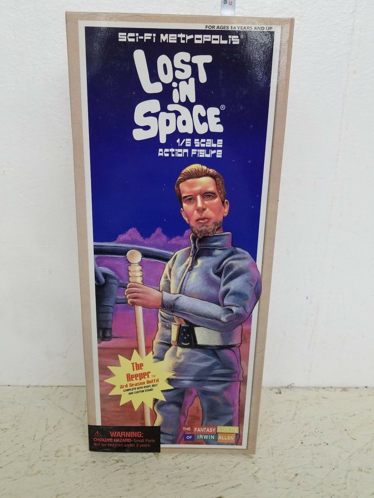 Sci Fi Metropolis Lost in Space The Keeper 12in Figure