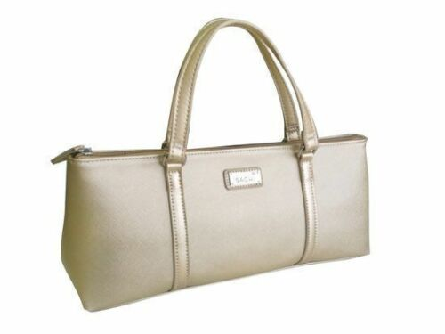 Sachi Wine Bottle Insulated Cooler Bag Tote Carrier Purse Handbag BYO