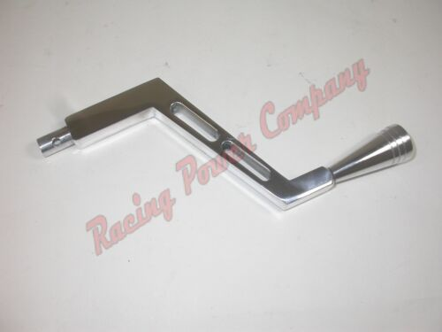 Polished Aluminum GM 1995-98 Automatic GM 1995-98 Car and Truck Shifter Arm Auto