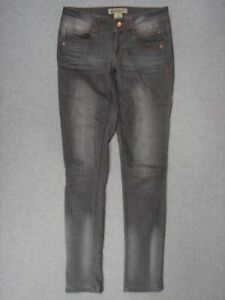 SC03456-DEMOCRACY-JUSTICE-JEGGING-WOMENS-JEANS-sz0-GRAY